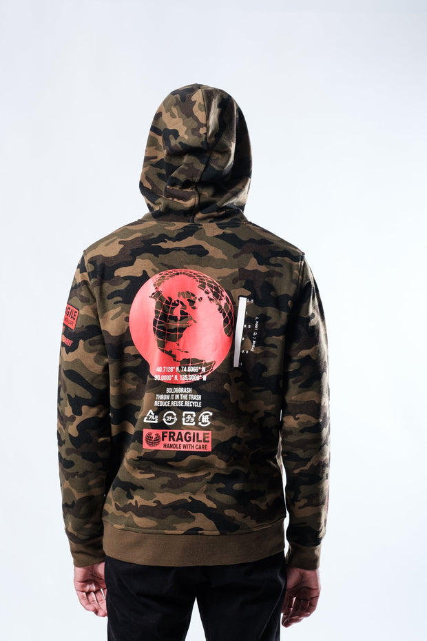 Graphic Earth Day Hoodie