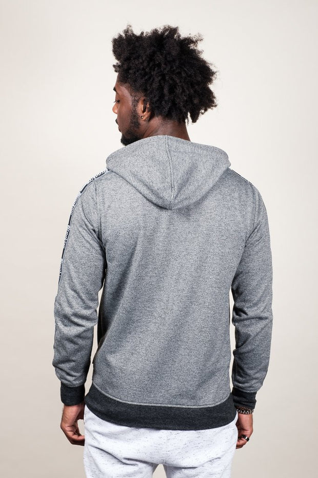 Brooklyn Cloth Black Marl Brooklyn Hoodie