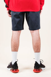 Brooklyn Cloth Navy Twill Jogger Shorts