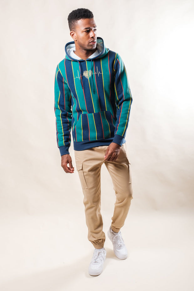 Cool Men's Hoodie by Brooklyn Cloth