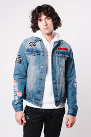 Tidal Wave Denim Jacket