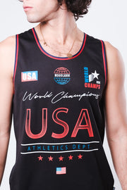 USA World Champs Tank Top