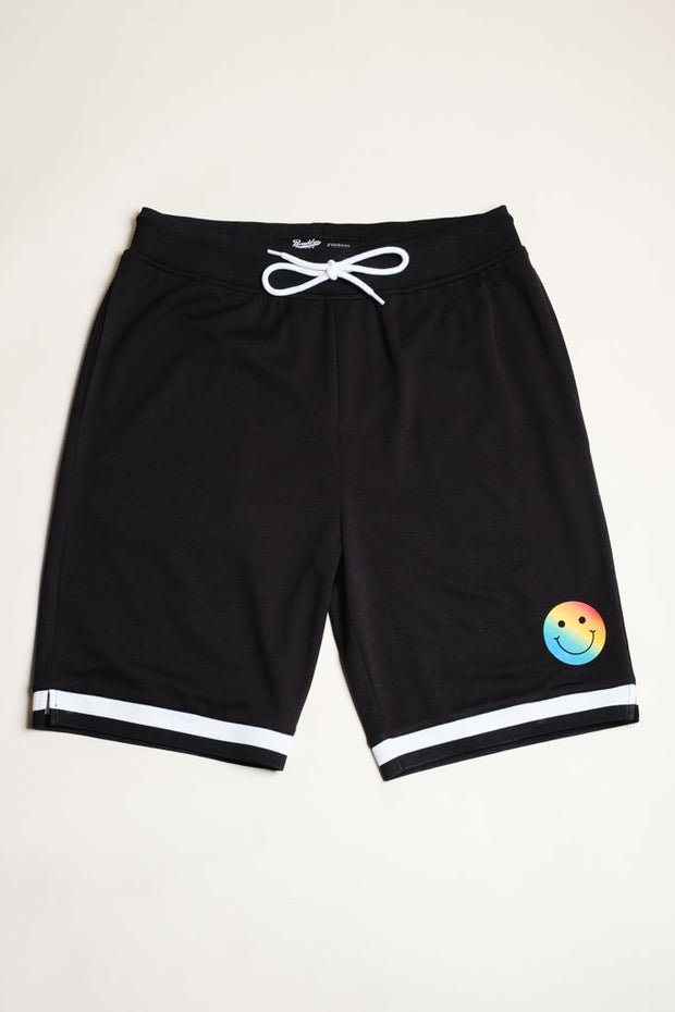 Rainbow Smiley Shorts