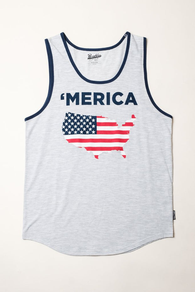 Merica Tank Top for Men