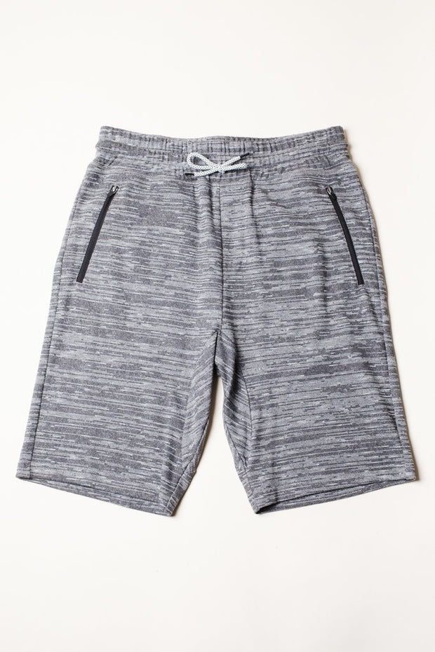 Light Grey Space dye Shorts