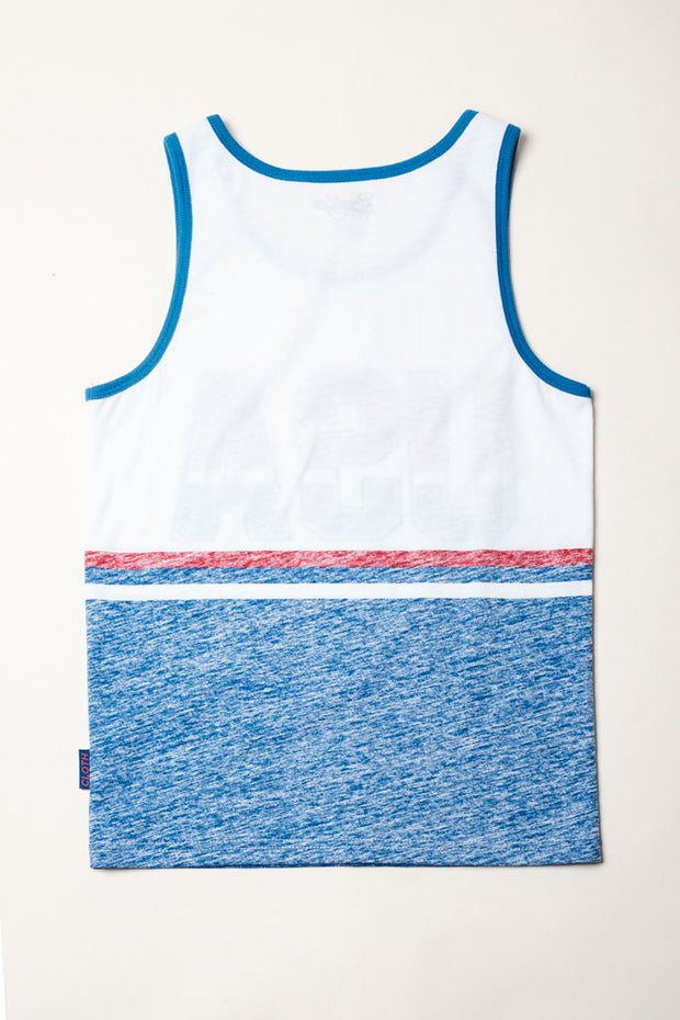 USA Tank for Boys