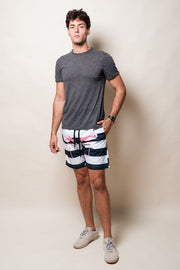 Brooklyn Cloth Flamingo Swim Trunks