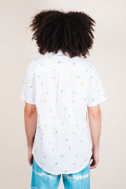 Brooklyn Cloth White Banana Woven Shirt