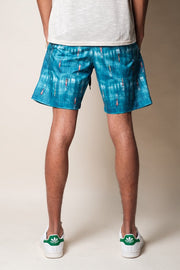 Brooklyn Cloth Surfer Print Swim Trunks