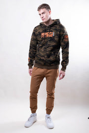 Brooklyn Cloth Camo Earth Day Hoodie for Men