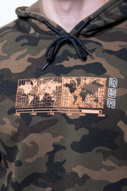 Men's Camo Earth Day Hoodie
