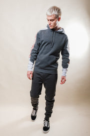 Brooklyn Cloth Charcoal Grey Savage Hoodie