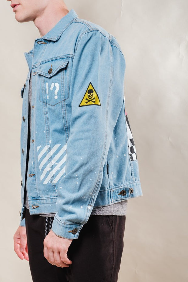 Brooklyn Cloth Stay Woke Denim Jacket