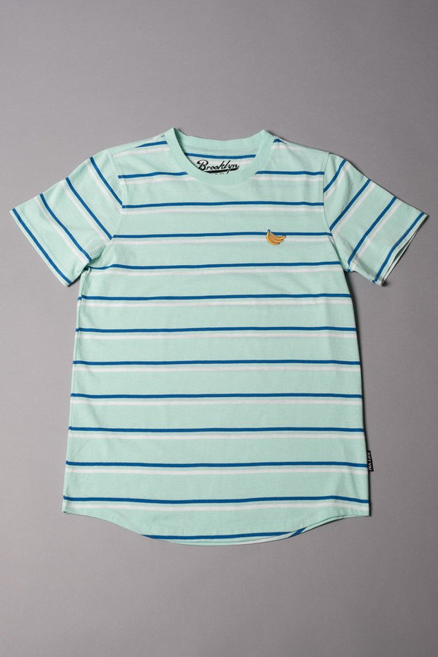 Boys Banana T-shirt in Mint