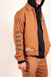 Men's White knit shorts