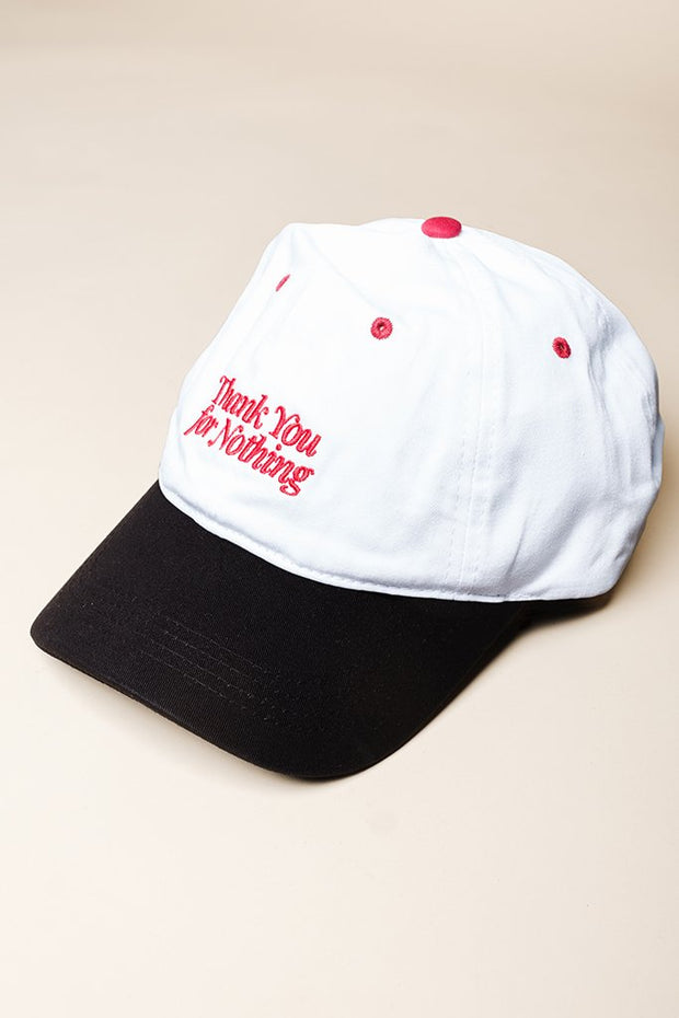 Men's Thank you for Nothing Dad Hat