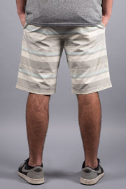 Men's Royal Blue Poplin Shorts