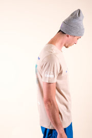 Boys' Light Grey Slub French Terry Shorts