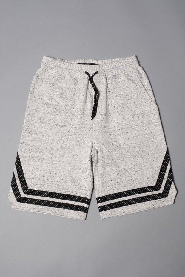Boys' Natural Snow Fleece Shorts