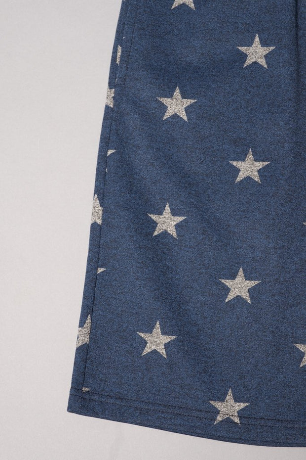 Boy's Stars and Stripes Jogger Shorts