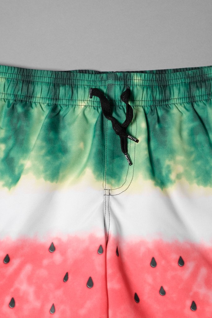 Boys' Watermelon Swim Trunks