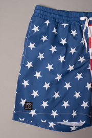 Boys Stars and Stripes Swim Short