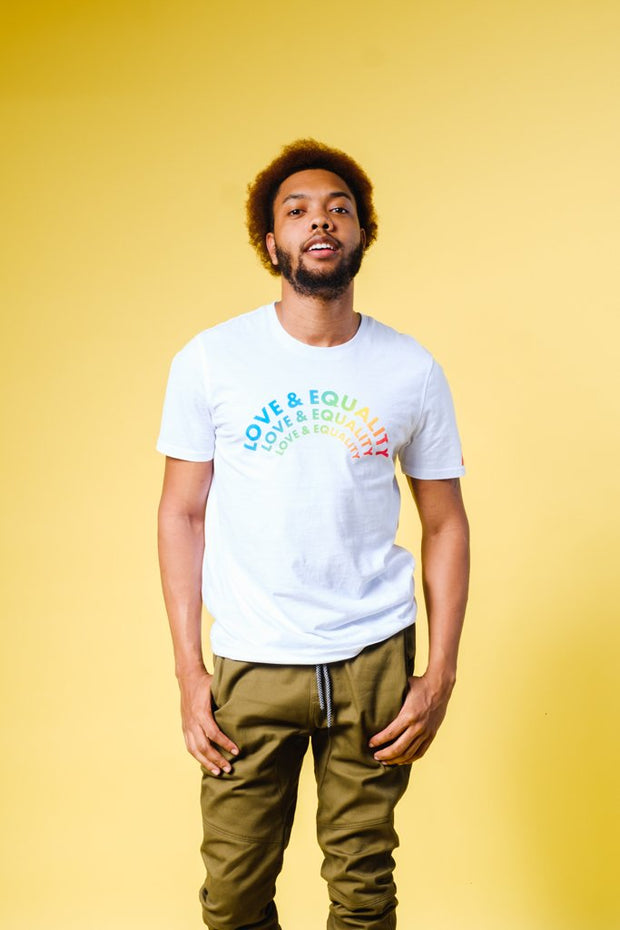 Brooklyn Cloth Love and Equality Tee