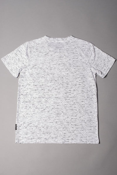 Boys USA T-shirt in White at Brooklyn Cloth