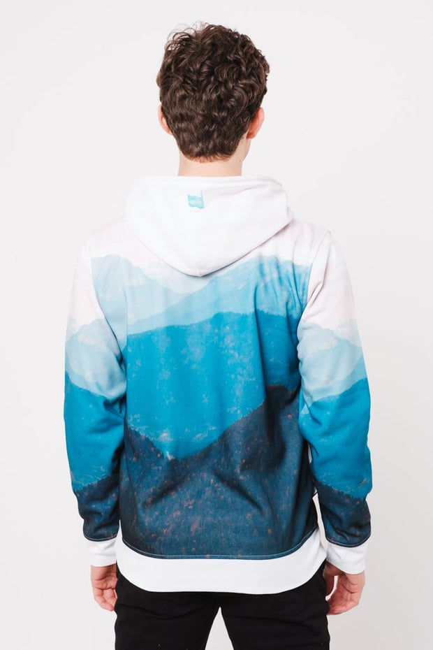 Mountain Photo Hoodie
