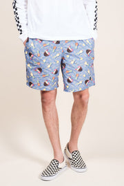 Men's Pina Colada Swim Trunks