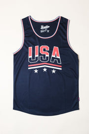 Athletic USA Mesh Tank Top for Men