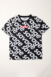 Street wear Savage Tee Shirt for Men