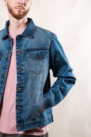 Essential Denim Jacket for Men