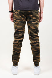 Brooklyn Cloth Camo Savage Fleece Jogger Pants for Men