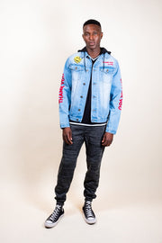 Brooklyn Cloth Thank You Denim Jacket for Men