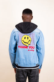 Thank You Denim Jacket