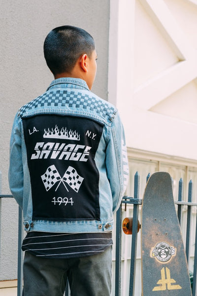 Brooklyn Cloth Boys Savage Jacket