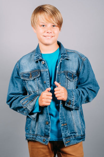 Boys Denim Jackets