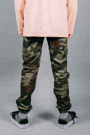 Boys Camo Jogger Pants at Brooklyn Cloth