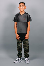 Brooklyn Cloth Boys Black Shirt