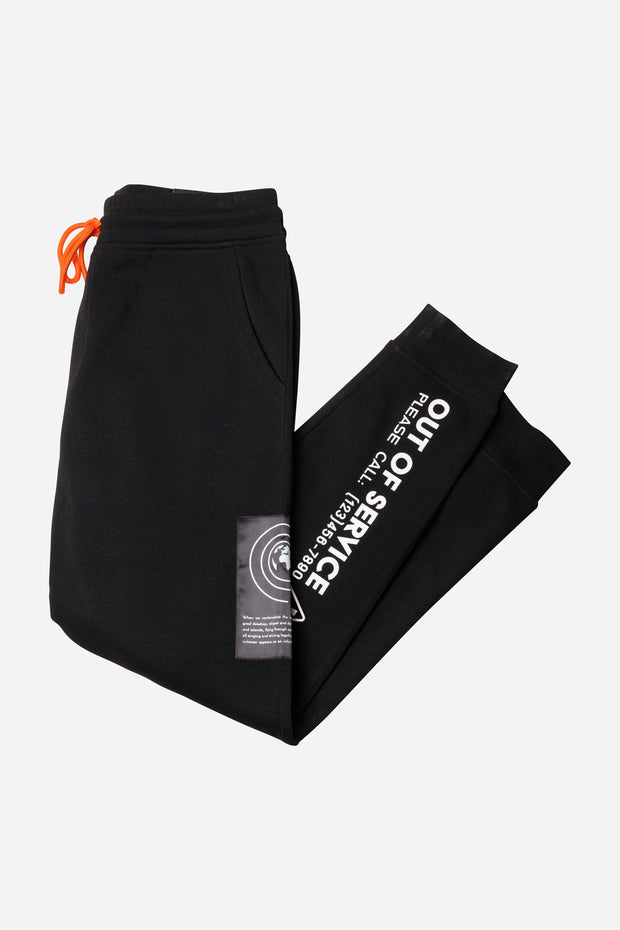 The Future is Outside Fleece Jogger Pants