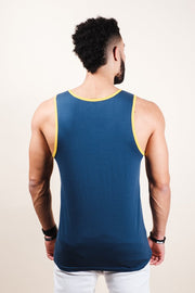 Brooklyn Cloth Blue Legend Tank Top