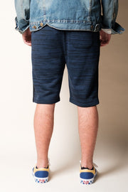 Brooklyn Cloth Blue Knit Shorts