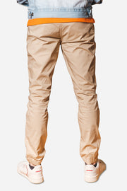 Jogger Pants for Men in Poplin material