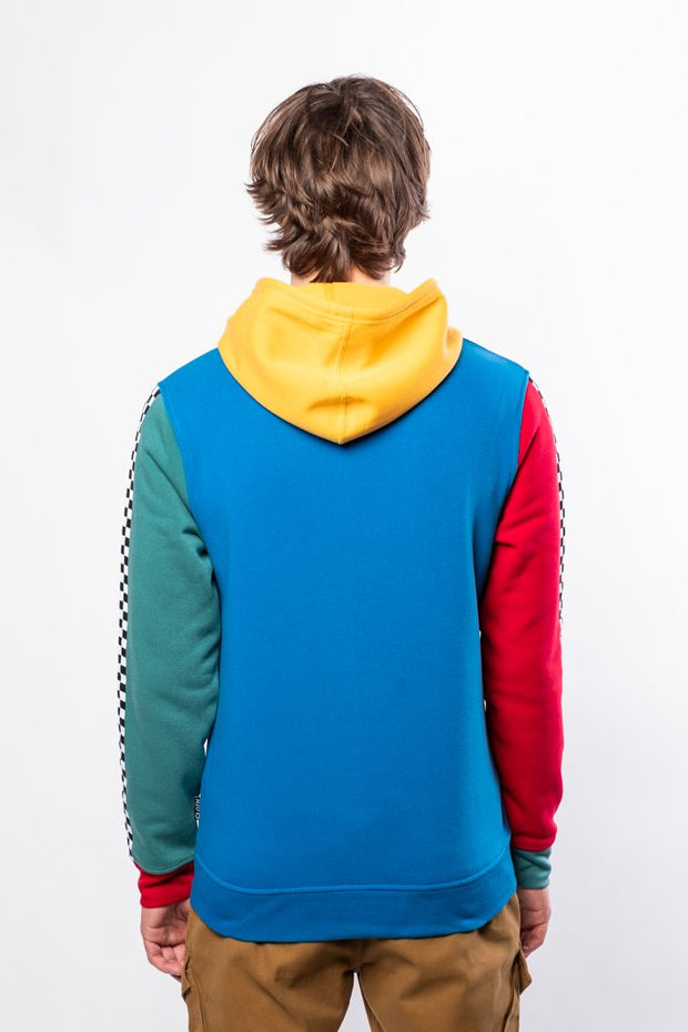 Legend Color Block Hoodie