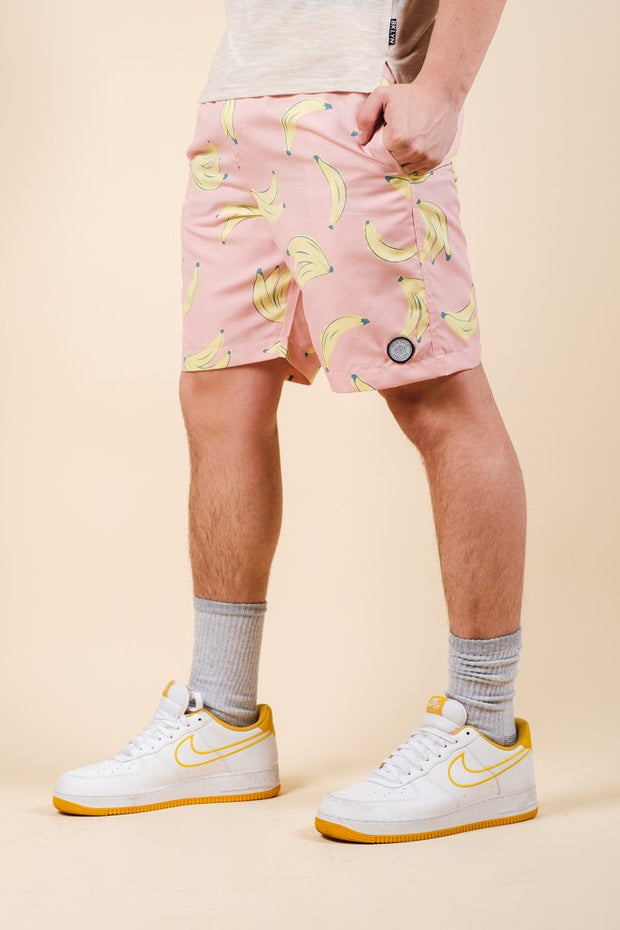 Banana Swim Trunks for Men