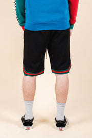 Men's Black Basketball Shorts