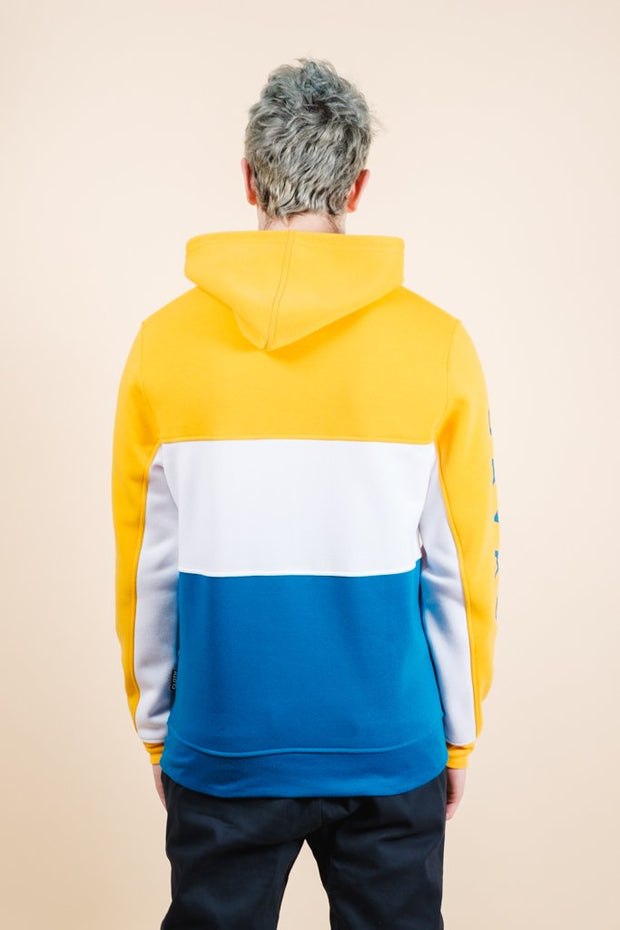 Brooklyn Cloth Savage Color Blocked Hoodie