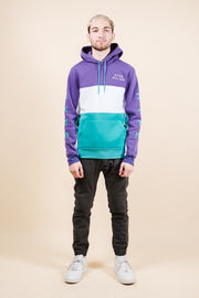 Brooklyn Cloth Hype Color Blocked Hoodie