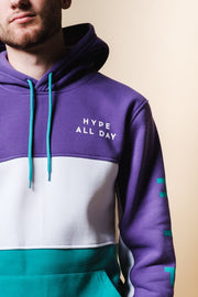 Hype Color Blocked Hoodie